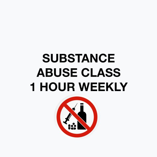 Substance Abuse Class Kissimmee